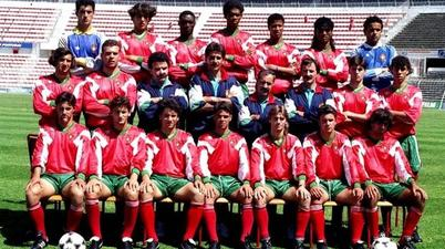 Portugal 1991 under 20 World Cup squad