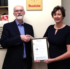 Rotherham ISO 9001 success