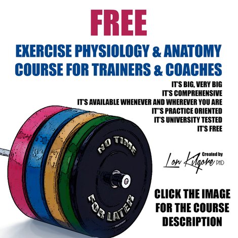 Our Exercise Physiology & Anatomy MOOC