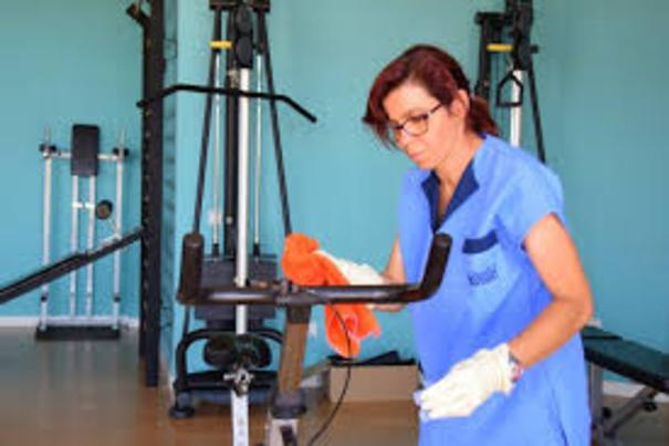Best Gym Cleaning Services in Albuquerque New Mexico | ABQ Household Services