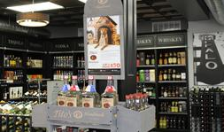 Premium liquors and spirits at Hertel Liquor Library in Buffalo, NY including many Buffalo area and New York State distilled liquors