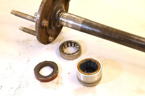 AXLE REPAIR REPLACEMENT SERVICES