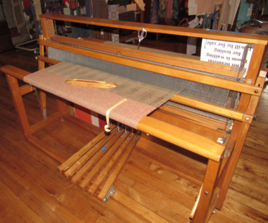 "Used 60"" LeClerc 4 Shaft Loom for sale"