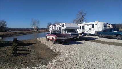 Largest RV Sites in the Sherman, Texas Area