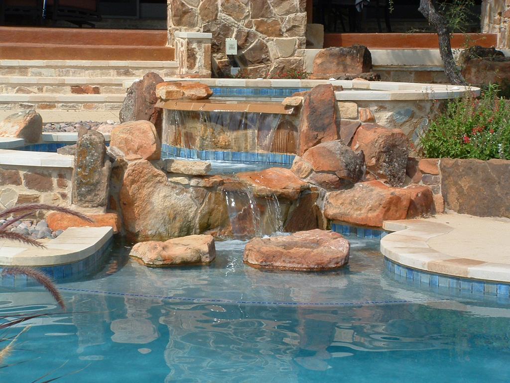 johnson custom pools pool builder pool service swimming pool