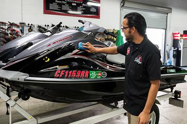 Jet Ski Service, Repair, Rentals & Fiberglass Orange County