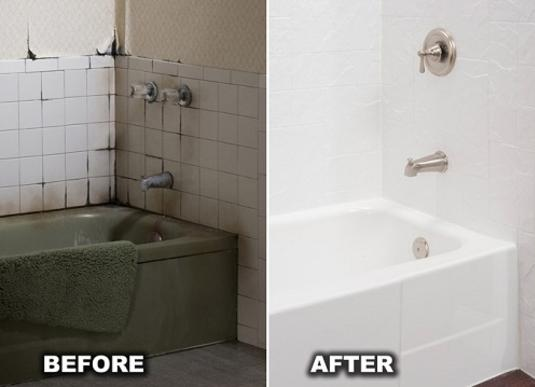BATHTUB REPLACEMENT SERVICES