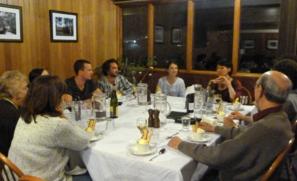 Valhalla Perisher Ski Lodge Dining
