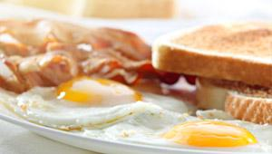 Morristown Diner Breakfast Menu