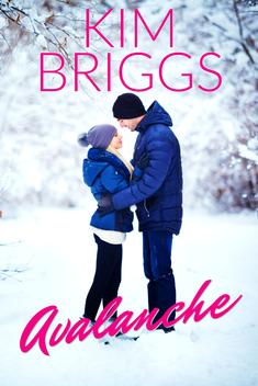 Valentine Kisses, Avalanche, New Adult Romance, Lexi's heart might not be the only thing at stake.