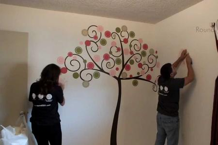 Wall Decal Installation Services and Cost in Las Vegas NV | McCarran Handyman Services