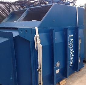 Used Equipment Used Dust Collectors Used Torit Cyclone