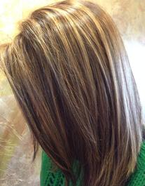 The Hair Lounge In Escondido Ca Hair Color - Hair colour and highlights