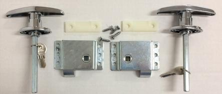 Door handles latch kits dl13 front door handle outside locking only kit wrear t slam kit price 6340 sciox Images