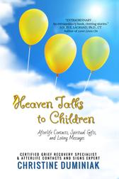 Heaven Talks to Children book