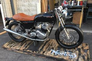 Norton Commando Restoration