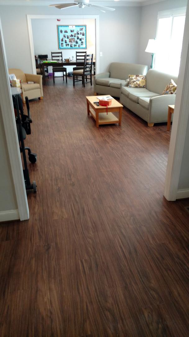 Crown Flooring Llc