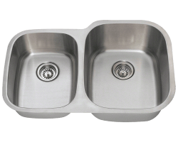 Solaris R305 Stainless Steel Sink Double Bowl