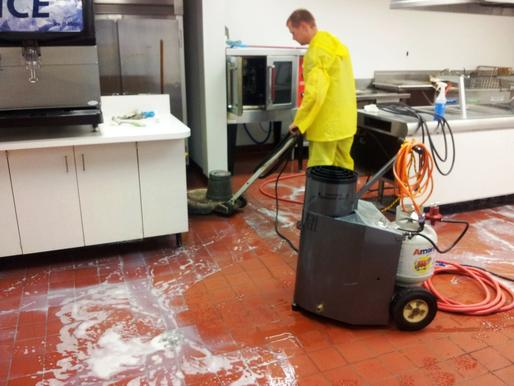 WEEKLY RESTAURANT CLEANING SERVICES FROM RGV Janitorial Services