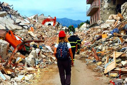 Red Zone: Amatrice Earthquake