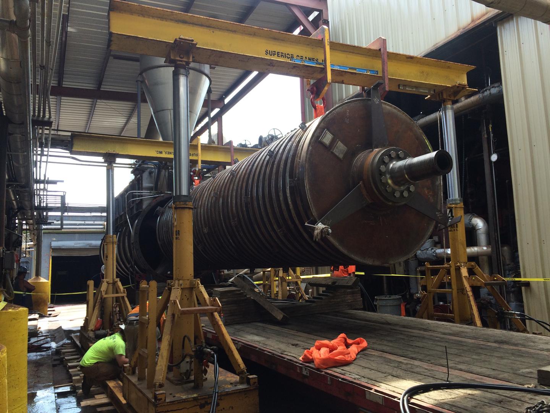 Superior Cranes, inc  - Crane And Rigging Services, Industrial Plant