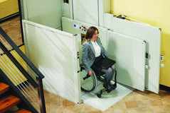 Vertical Platform Lifts for Wheelchairs
