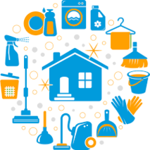 House cleaning in Pinellas Park, FL. Maid service in Saint Pete, FL