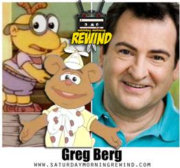 Greg Berg Is A Voice Actor And Character Best Known For His Work In Cartoons Video Games Films As Match Certain Male Hollywood