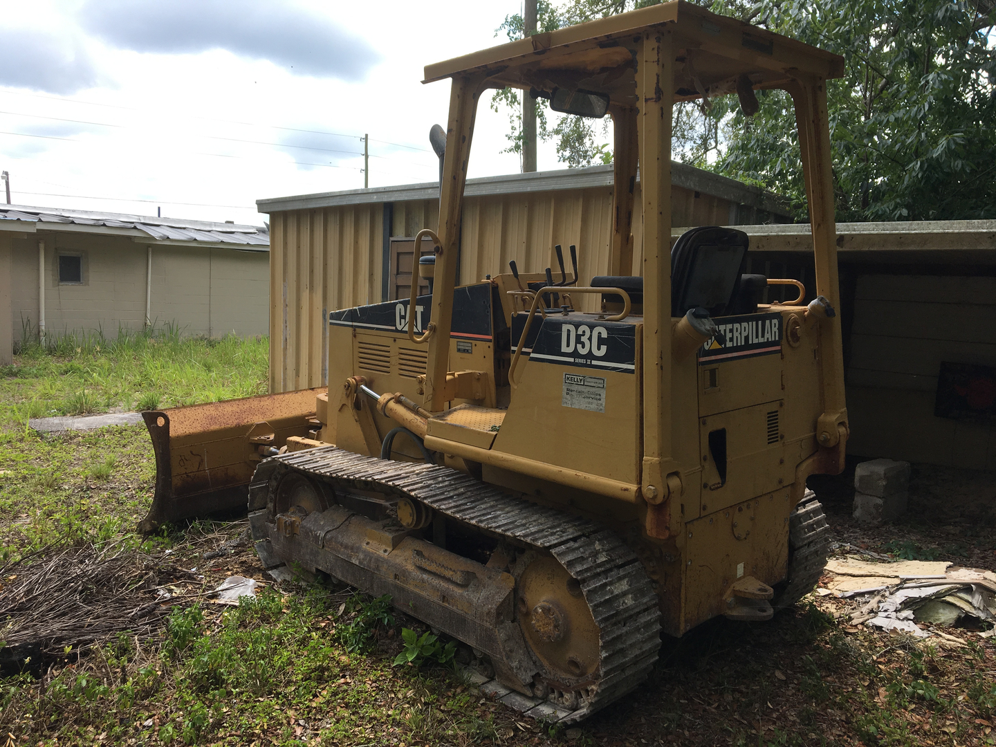 Caterpillar D3C Series 3