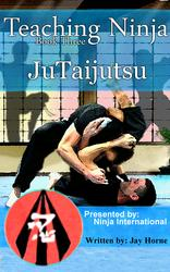 ninja book,grappling,jujitsu,mma