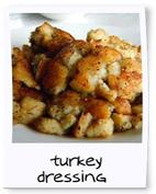 Turkey Dressing