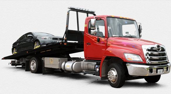 Omaha INTERNATIONAL Towing Services Offered