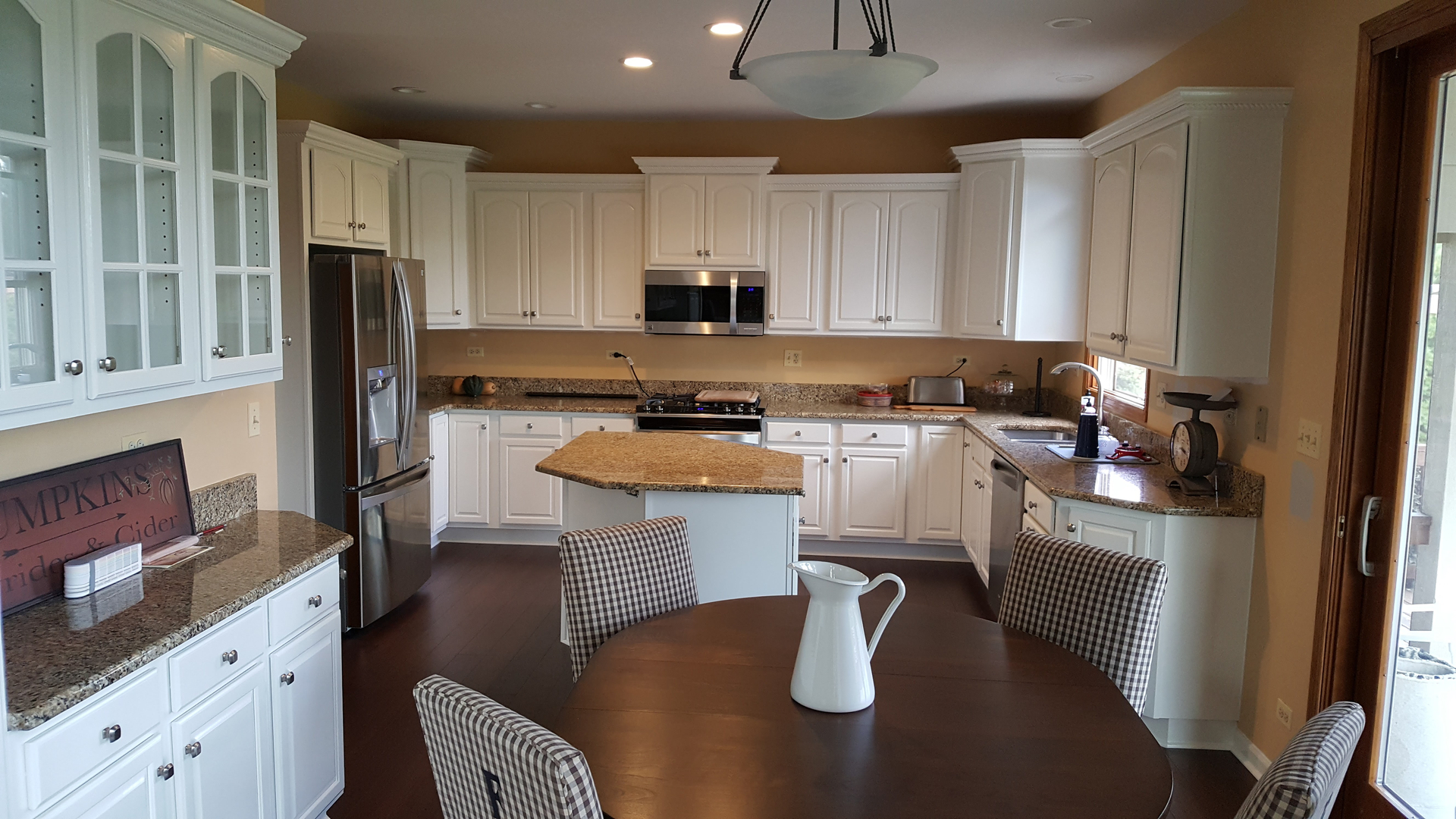 kammes colorworks inc st charles il cabinet refinishing and