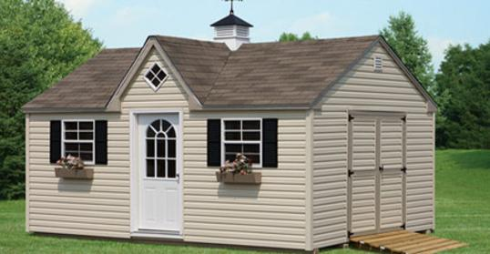Custom Built Garden And Storage Sheds In Fishkill