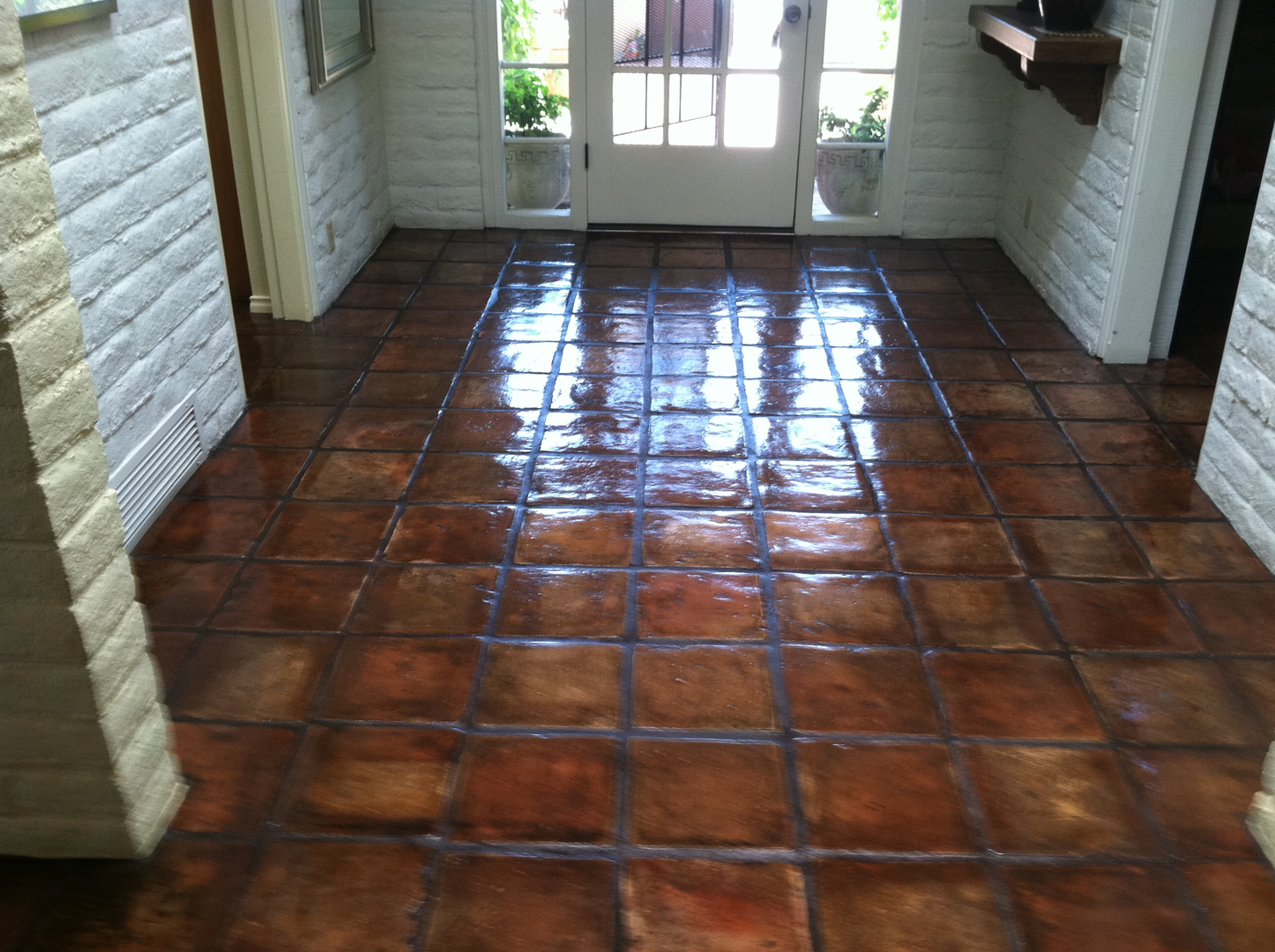 Tile and grout cleaningsealing we understand how porous and sensitive these floors are all cleanings come with after care instructuions to insure a longer life span of your floor dailygadgetfo Image collections