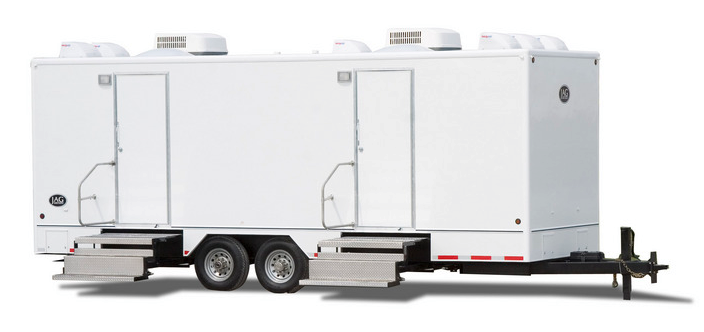 portable bathroom trailer rentals and septic services serving midwest usa