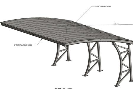 Chism Company Custom Metal Fabrication and Fabric Shade Products