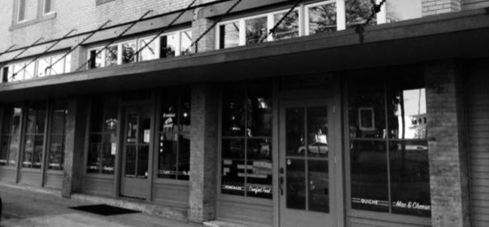 Cobblers Cafe Menu