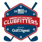 Golf Digest Top 100 Club Fitter 2013/2014
