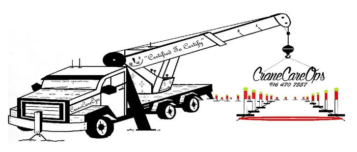 Nccco Certified Crane Training And inspections On All