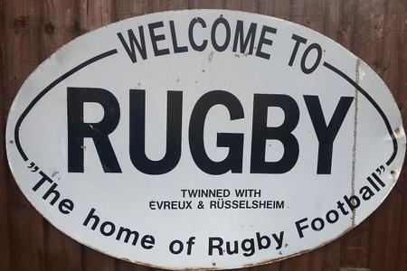 News of Rugby and its Borough