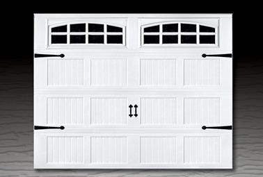 Carriage house garage doors for Discount garage door repair indianapolis