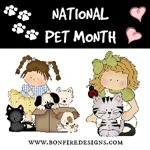 National Pets Month