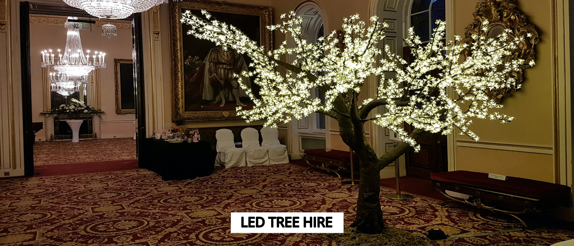 Event Management, Furniture and Prop Hire Specialists
