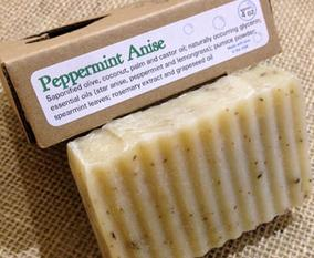 Peppermint Anise Soap