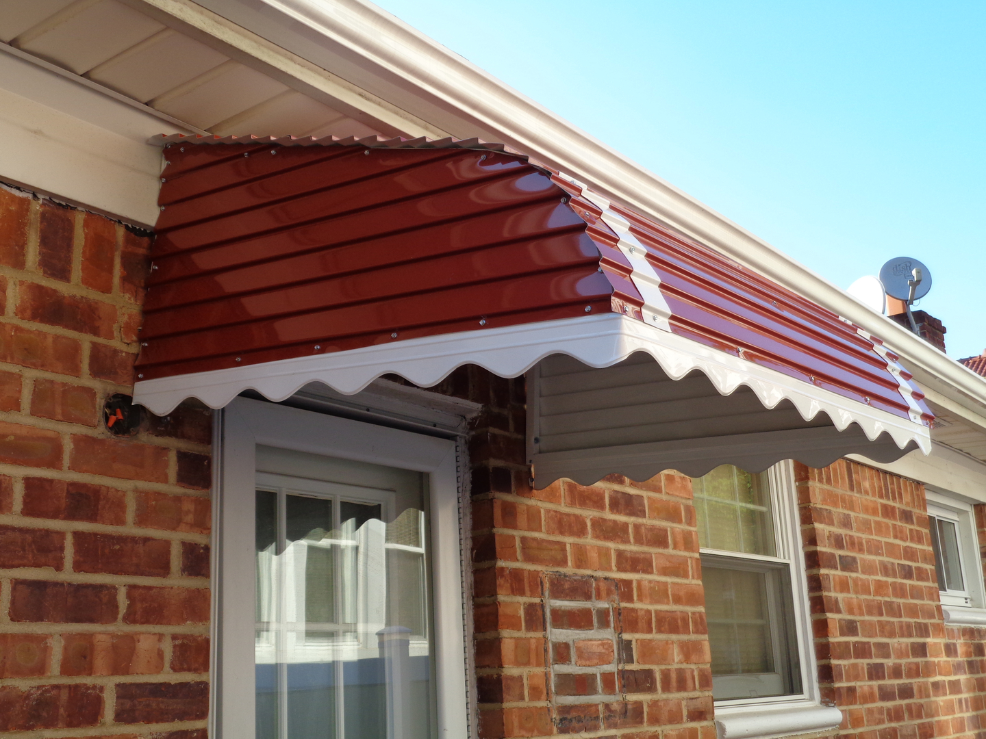 nyc home awnings awnings over doors windows