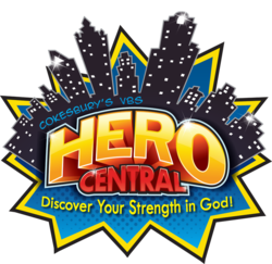 Hero Central VBS 2017