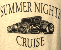 2018 Summer Nights Cruise-in
