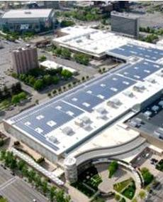 Civic Center Rooftop Solar