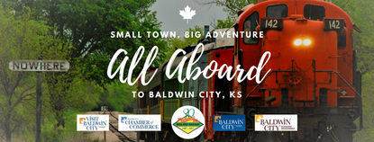 VISIT BALDWIN CITY!